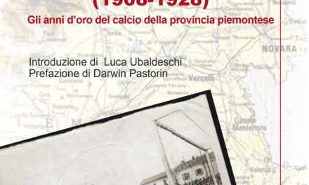 """""""Quando vinceva il Quadrilatero. 1908-1928. Gli anni d'oro del calcio Piemontese"""","""