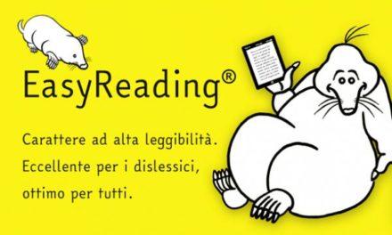 Un progetto torinese per i lettori dislessici