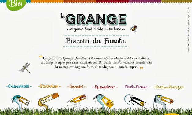 Biscotti Bio Legrange – una favola di riso