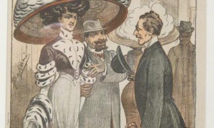 Dalsani uno sguardo acuto ed ironico sulla Belle époque