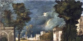 Il Giorgione nella Tempesta di una nuova interpretazione