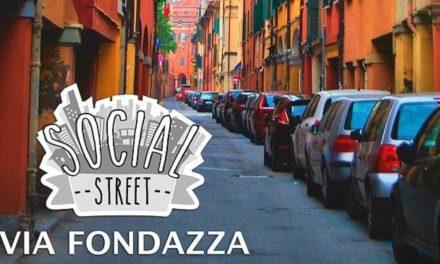 SOCIAL STREET il nuovo fenomeno Italiano – quando la città vuole sentirsi un po' paese