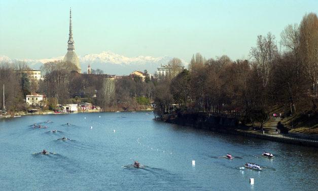 Il grande canottaggio è a Torino – REGATA INTERNAZIONALE DI GRAN FONDO