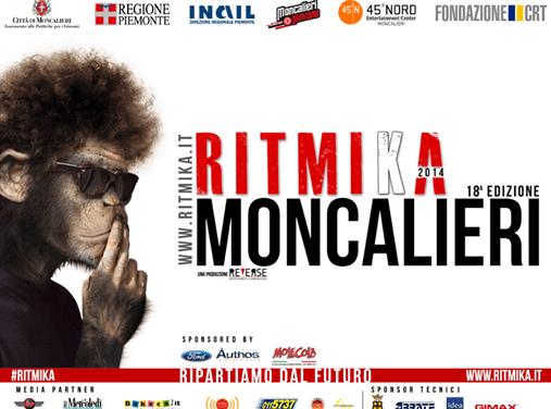 Tra star e voci emergenti –  Ritmika 2014 il festival musicale di Moncalieri