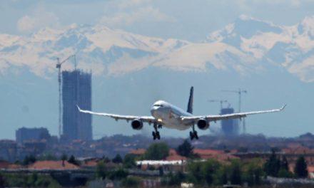 Nuovi voli, nuovo trend positivo per l'aeroporto di Torino Caselle