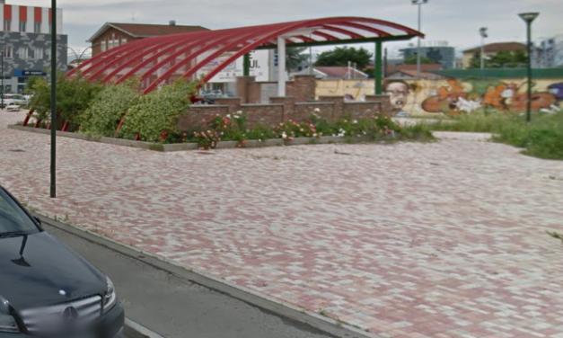 Gazebo raccolta fondi Comitato Ambiente Torino Nord