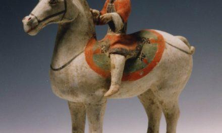 La cavalcata celeste del MAO. Raffigurazioni equestri nella Cina antica.