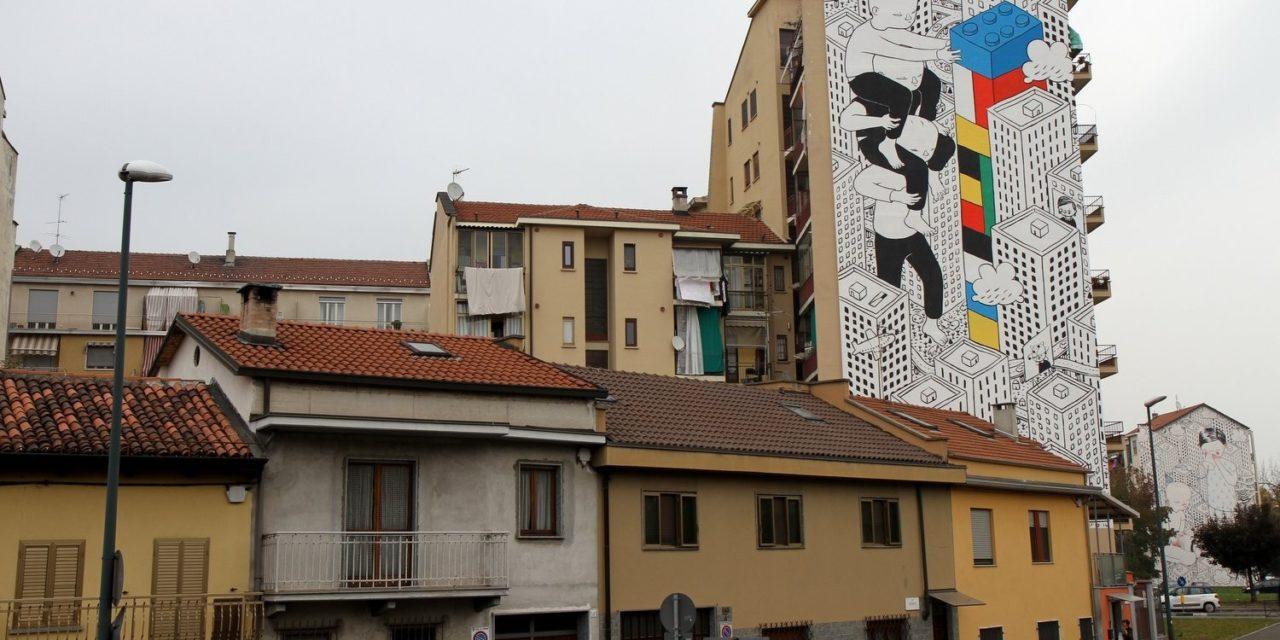 Barriera di Milano, una quartiere a prova di B.Art. Attenzione, non è Bart Simpson.