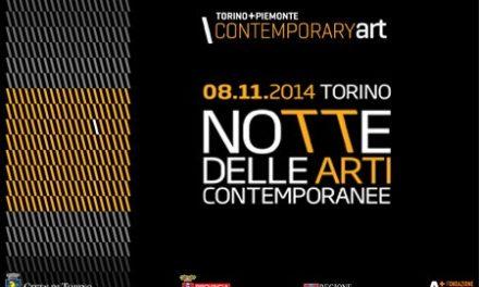 8 Novembre la Notte delle Arti Contemporanee