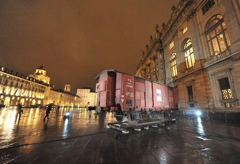 Omaggio a Primo Levi –  ma è polemica a Torino