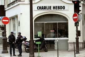 Dalla parte dell'Hebdo.