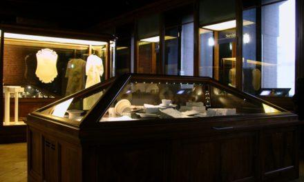 Nelle teche di Palazzo Madama l'Esistenza di porcellana di Matilde Domestico