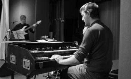 Sotto le stelle dell'Hammond. Il Bruno Erminero Organ Trio in concerto.