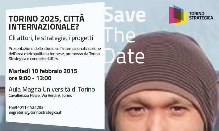 Dieci anni di strategie e progetti per l'internazionalizzazione torinese.