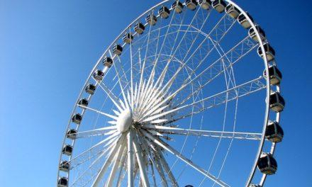 """Per favore, non chiamatela """"Turin Eye"""" – la ruota panoramica a Torino dal 28 Marzo"""