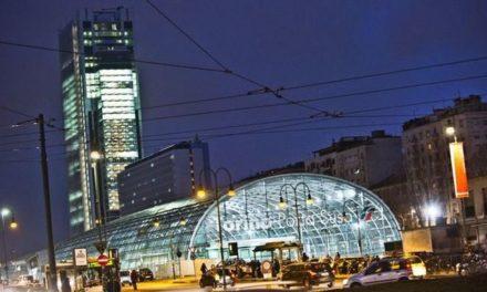 Taglio del nastro per il grattacielo di Torino