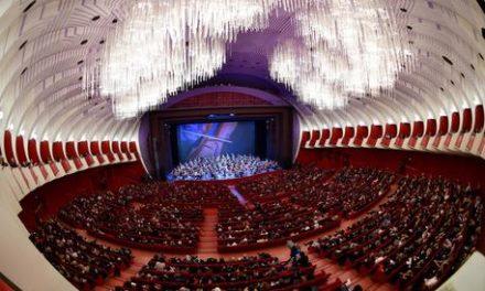Musica liquida al Teatro Regio per un nuovi ascolti a 24 karati.