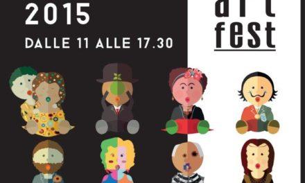 Il vortice creativo di GG ART FEST come divertirsi con la famiglia al museo