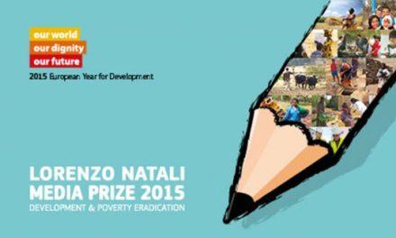 Le storie che cambiano il domani. Il media prize dedicato a Lorenzo Natali.