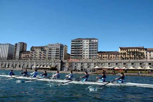 Festa di primavera sul fiume. Giochi, sport e la quinta edizione della Torino CUP.