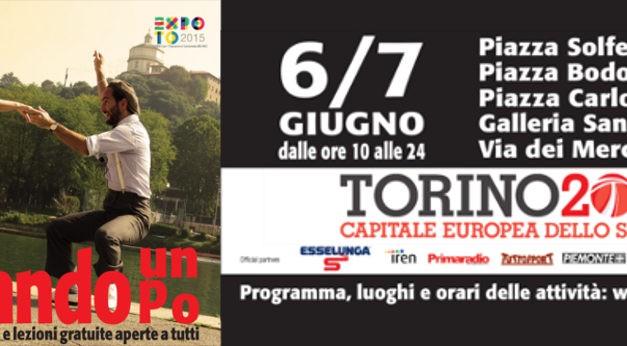 Nelle piazze di Torino…Ballando un PO