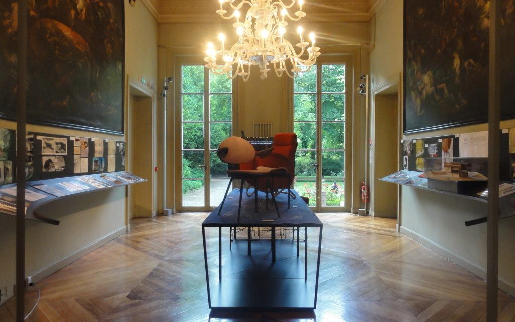 All'Hôtel de Galliffet l'lstituto di Cultura Italiano parigino. Lo dirige Marina Valensise.
