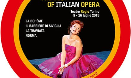 """The Best of Italian Opera""  La bohème, Il barbiere di Siviglia, La traviata, Norma"