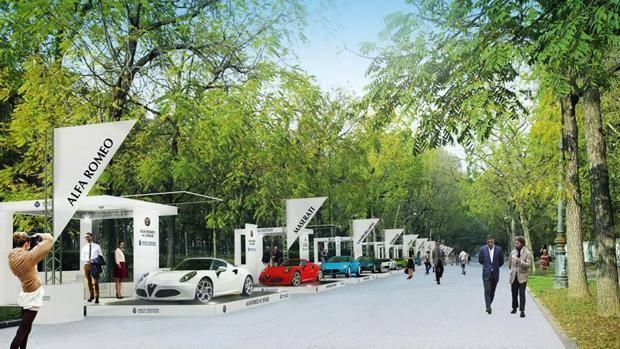 Al via il nuovo Salone dell'auto al Parco del Valentino