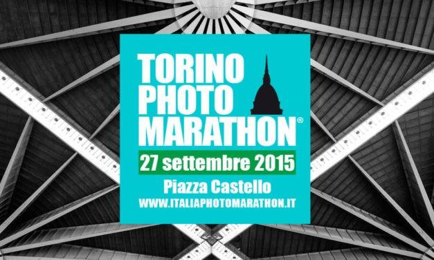 La 3^ maratona fotografica della città di Torino sta arrivando