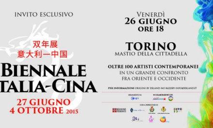 Al Biennale Italia-Cina l'espressione creativa come Elisir di lunga vita
