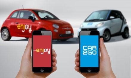Come orientarsi nelle novità del car sharing a Torino