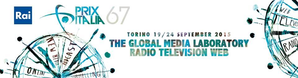 Il Prix Italia alla sua 67esima edizione. Il tema è il potere delle storie e della creatività.