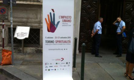 Ospiti illustri e invito alla riflessione per Torino Spiritualità alla sua undicesima edizione.