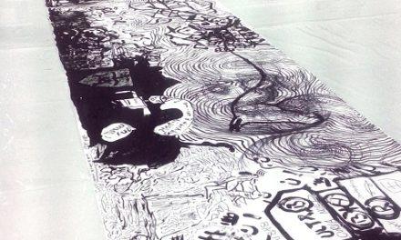 Camminare, progredire insieme attraverso il disegno. Un progetto dell'artista Pawel Althamer