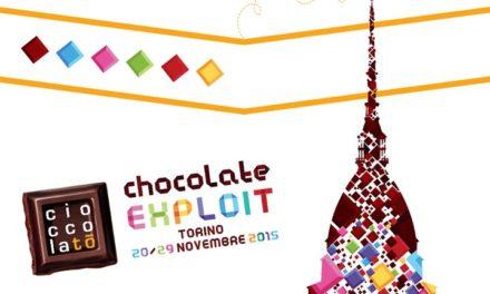 CioccolaTò: dal 20 al 29 novembre un explosione di dolcezza a Torino