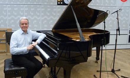 Il pianista inglese Christian Blackshaw all'Auditorium Rai. Musiche di Mozart, Shubert e Strauss.