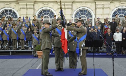 Importante avvicendamento al vertice del Comando della Scuola di Applicazione dell'Esercito