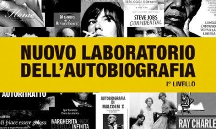 """""""Tutto ciò che resta è una potenziale biografia"""".  Laboratorio di autobiografia. Per chi è in centro e per chi è in barriera.."""