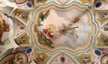 Alla scoperta degli affreschi mitologici della Palazzina di Stupinigi. Percorsi per grandi e piccini.