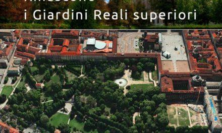 I Giardini Reali riaprono in occasione del 53° Congresso Mondiale dell'IFLA.