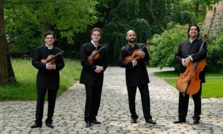 L'ésprit de finesse del Quartetto di Cremona esegue Mozart al Teatro Vittoria