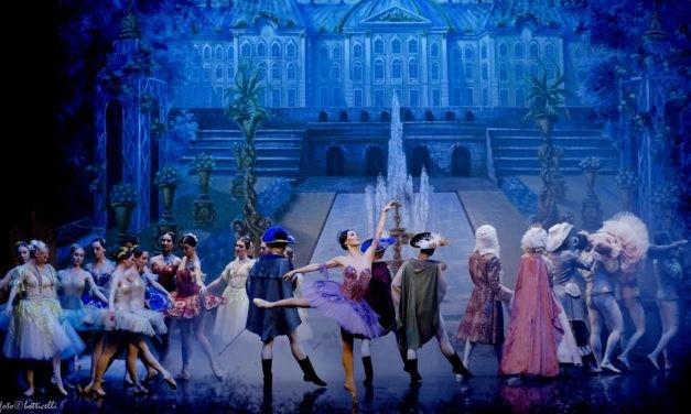 """Uno dei più grandi balletti della Russia imperiale ritorna al Teatro Alfieri """"La bella addormentata"""""""