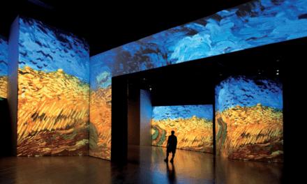 La mostra multimediale su VanGogh arriverà a Torino