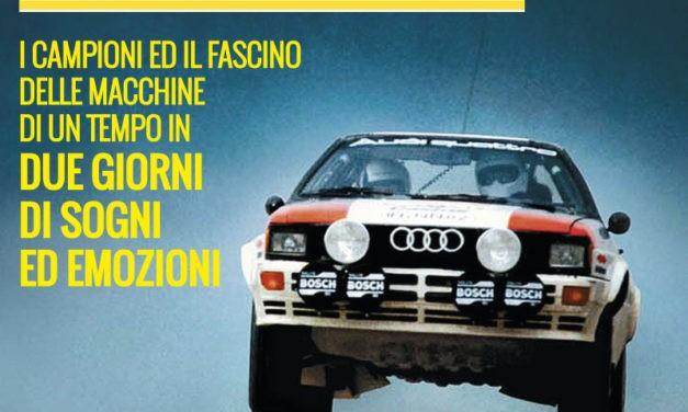 Il Campionato auto storiche Memory Fornaca si amplia: due rally in più.