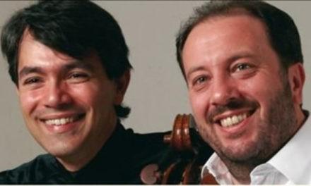 Il torinese Dindo e il veneziano De Maria al Conservatorio Verdi. Violoncello e piano per Schumann e Brahms.