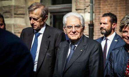 I presidenti MATTARELLA e GAUCK chiudono l'High Level Dialogue tra Italia e Germania
