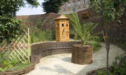 Riapre il giardino di Palazzo Madama.