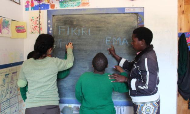 """Il progetto """"Tutto è possibile"""" nel villaggio di Pomerini in Tanzania. Lo realizza la onlus Tulime"""