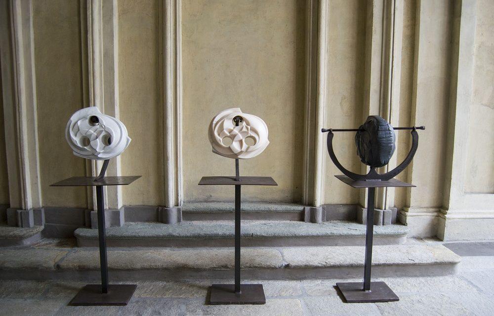 Mario Giansone e la poesia della scultura diretta nelle sale di Palazzo Saluzzo Paesana