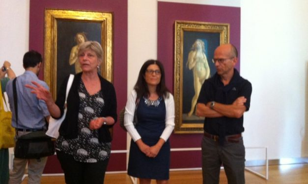 Venere incontra Venere: inaugurato uno Spazio Confronti alla Galleria Sabauda
